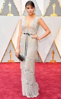 Olivia Culpo | Academy Awards 2017: Celeb Red Carpet Arrivals