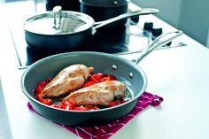 Chef Eco-logic 100% Black fry pan with non-stick ceramic coating (20-24-26 cm) http://www.beka-cookware.com/black-collection-fry-pan