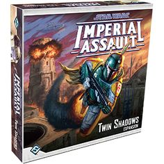 Imperial Assault Expansion Twin Shadows