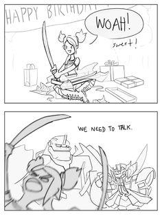 """squidzillion: """" mistakes were made """""""