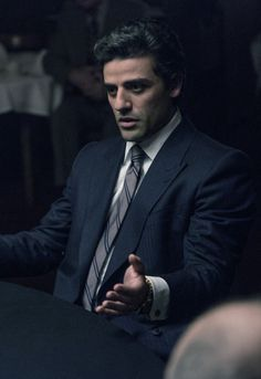Oscar Isaac as Dravog Caval - son of Mortegon and Manni Caval, the Black Death. After the fall of his father, Dravog took over as King of Ortassna. Unlike the Red King, Dravog asumes the full power of the Dark God, while taking more direct approaches to conquering. Instead of manipulation and fair play, he is sadistic and violent, not hesitant at the chance to make his power known. In this way, he surpasses his father as King and as a killer.