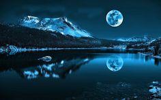 Paisajes Nocturnos ~ LO MEJOR EN FOTOGRAFIAS