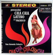 René Hernandez Orchestra*, Pacheco* - Percussive Latino Cha Cha Cha with Pacheco (Vinyl, LP) at Discogs