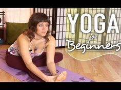 Yoga For Beginners - 30 Minute Back Pain Relief Flow For Complete Beginners - YouTube