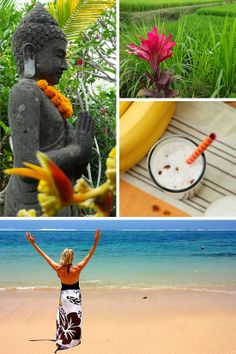 Bali Banana Date Smoothie #healthy #food