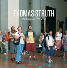 "Thomas Struth : Photographs ""Thomas Struth's photographs are about making order visible. And with the help of these images, the viewer finds him- or herself better able to grasp some of the many and varied faces of reality."" Photographer Thomas Struth is Reading Online, Books Online, Andreas Gursky, Germany Language, Year Of The Monkey, Library Books, Open Library, Prado, Book Authors"