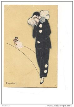 Cartoline > Tematica > Illustratori & fotografie > Illustratori – Firmata > Chiostri, Carlo - Delcampe.net
