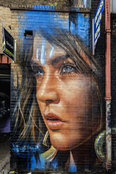 https://flic.kr/p/LSB2UV | Painted wall | Adnate