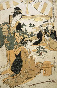 Hermitage Museum Discount Oil Paintings For Sale Japanese Drawings, Japanese Artwork, Japanese Prints, Japan Painting, Hermitage Museum, Art Japonais, Korean Art, Japan Art, Japanese Culture