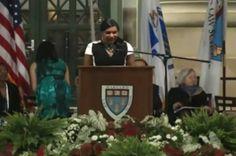 Mindy Kaling Gives Harvard Law School Class Day Speech