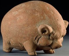 The History Blog » Blog Archive » The oldest piggy banks are also ...
