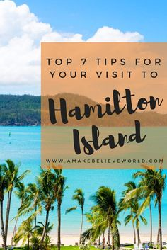 Top 7 tips for your visit to hamilton island australia trave Australia Travel Guide, Visit Australia, Australia 2018, Queensland Australia, Travel Couple, Family Travel, Hamilton Island, Airlie Beach, Packing