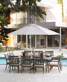 Macys - Brentwood Outdoor Patio Furniture Dining Sets & Pieces