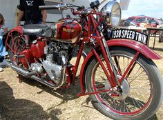 1938 Triumph