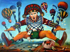 Surrealism and Visionary art: April 2013 Jack Lipowczan