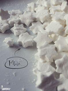 #marshmallowsterne #marshmallows #sterne #stars #klitzekleineglücklichmacher #daniklein #fanoona