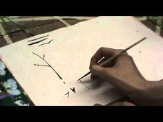 Trees #2 - Acrylic Painting Tutorial - Pine Trees