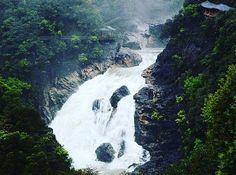 Jiulongji Waterfall in Ningde. #travel #China #Jiulongji #Ningde #Waterfall #nature