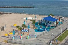 Virginia Beach: J.T. Grommet Island Park and Playground - wheelchair accessible playground