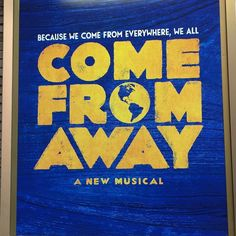 #comefromaway