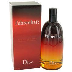 Fahrenheit By Christian Dior For Men EDT 3.4 Oz
