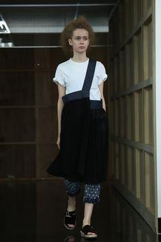 [No.24/70] tricot COMME des GARÇONS 2013春夏コレクション | Fashionsnap.com