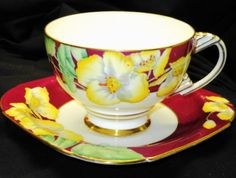 Tea Cup & Saucer and Bone China