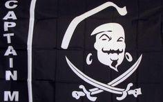 Captain Morgan 3'x 5' Pirate Flag