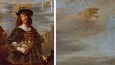 Joachim von Sandrart, Nisan 1606-1688 >Bulutlara dikkat! Nisan ayı demek boğa demek.