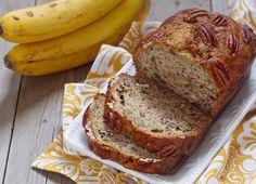 Soffice, dolce e buonissimo: come si fa il banana bread