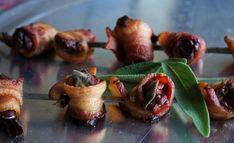 Bacon & Sage-Wrapped Livers (paleo, AIP)