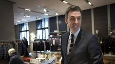Modeconnect.com - Daily News - 30-9-2014 – Fighting for a share of the growing Canadian menswear market Holt Renfrew opens mens only store  - via - The Globe and Mail