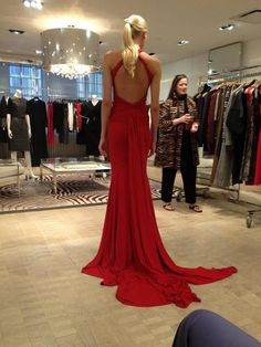 Now I just need the body and occasion to wear this dress! And most likely the money to afford it!