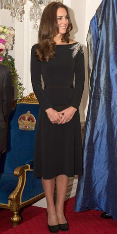 Kate Middleton's Most Memorable Outfits Ever! #InStyle