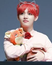 Image result for taehyung fire
