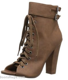 Michael-Antonio-Women's-Marika-AW-Ankle-Boot - Women Boots And Booties
