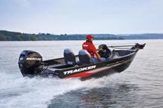 New 2012 Tracker Boats Super Guide V-16 SC Multi-Species Fishing Boat Boat