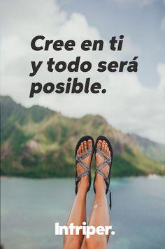 Así es    #intriper #posible #creer #frase #cuote #travel #viaje #viajero