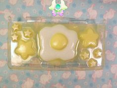 Kawaii Resin Decoden Egg Case For 3DS by SammysJewels on Etsy
