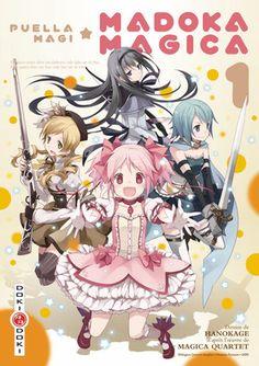 Puella Magi Madoka Magica volume 1