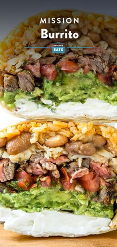 Mission-Style Carne Asada Burrito Recipe Carne Asada Burrito, Beef Recipes, Mexican Food Recipes, Cooking Recipes, Mexican Dishes, Mexican Cooking, Chicken Recipes, Marinated Skirt Steak, Recipes