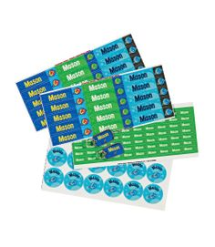 Mabel's Labels - label your kid's stuff with sticky labels, shoe labels, iron-on labels and more.