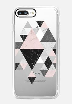 Geometric Art Case iPhone 7 Plus Case by I Love Printable | Casetify