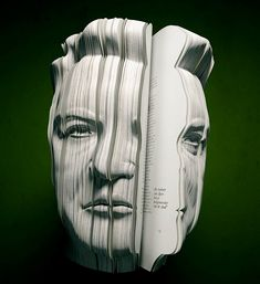 each autobiography was created to stand as a realistic 3D portrait of its author.