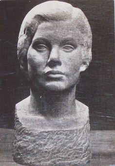 Stone sculpture by Harry E. Stone Sculpture, Statue, Art, Craft Art, Stone Carving, Kunst, Gcse Art, Sculpture, Art Education Resources