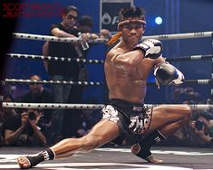 Buakaw performing the pre-fight wai kru. Muay Thai, Thai Boxing, Thailand, Tours, Entertainment, Sport. Details about Muay Thai in Koh Samui are available here; http://www.islandinfokohsamui.com