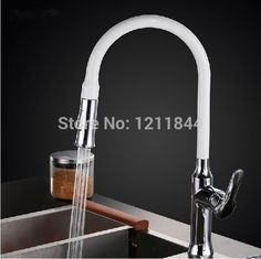 classic series sigle handle EUROPE copper  pull  dowen kitchen faucet