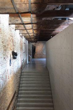 Visions of an Industrial Age // https://flic.kr/p/duT2LY | Punta della Dogana Renovation, Francois Pinault Foundation | Tadao Ando, 2009