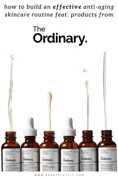 The Ordinary skincare line offers a line of retinoids of varying strength. It's important to pick the right one for your needs to get the best results. Read about how to pick the best retinoid for your anti aging skincare routine. The Ordinary Anti Aging, The Ordinary Skincare Guide, The Ordinary Products, Wrinkled Skin, Aging Cream, Acne Prone Skin, Anti Aging Skin Care, Good Skin, Strength