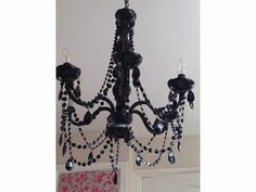 Black chandelier  Cardiff Picture 1